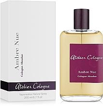 Düfte, Parfümerie und Kosmetik Atelier Cologne Ambre Nue - Eau de Cologne