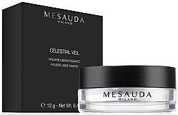 Düfte, Parfümerie und Kosmetik Transparenter loser Gesichtspuder - Mesauda Milano Celestial Veil Poudre