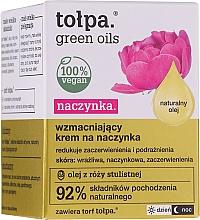 Stärkende Gesichtscreme gegen Couperose - Tolpa Green Oils Cream — Bild N1