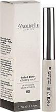 Düfte, Parfümerie und Kosmetik Wachstumsserum für Wimpern und Augenbrauen - Synouvelle Cosmectics Lash & Brow Activating Serum 2.0