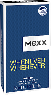 Mexx Whenever Wherever For Him - After Shave Lotion — Bild N2