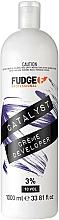 Düfte, Parfümerie und Kosmetik Entwicklerlotion 3% - Fudge Catalyst Peroxide 10 Volume 3%