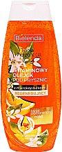 Düfte, Parfümerie und Kosmetik Regenerierendes Duschöl mit Orangenblüte und Honig - Bielenda Your Care Shower Oil Regenerating