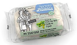 Düfte, Parfümerie und Kosmetik Bio Seife mit Olivenöl und Feigenbaum-Duft - Secrets De Provence My Soap Bar Olive Oil Fig Tree