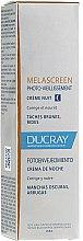 Düfte, Parfümerie und Kosmetik Nachtcreme - Ducray Melascreen Night Cream