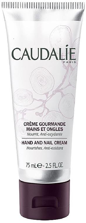 Hand- und Nagelcreme - Caudalie Vinotherapie Hand And Nail Cream — Bild N1