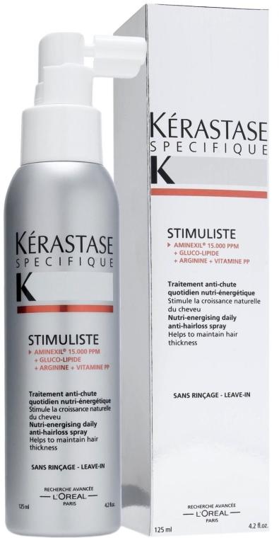 Spray bei anlagebedingtem Haarausfall zur täglichen Anwendung mit Vitaminen - Kerastase Specifique Stimuliste