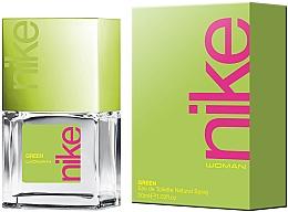 Düfte, Parfümerie und Kosmetik Nike Green Woman - Eau de Toilette