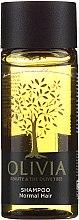 Düfte, Parfümerie und Kosmetik Shampoo für normales Haar - Olivia Beauty & The Olive Tree Normal Hair Shampoo (Mini)