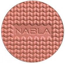 Düfte, Parfümerie und Kosmetik Rouge - Nabla Blossom Blush Refill (Austauschbarer Pulverkern)
