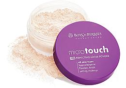 Düfte, Parfümerie und Kosmetik Loser Gesichtspuder - Boys'n Berries Loose Powder Micro Touch