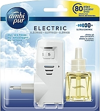 Düfte, Parfümerie und Kosmetik Lufterfrischer-Set Himmel - Ambi Pur (Aroma-Diffusor 1 St. + Refill 21.5ml)