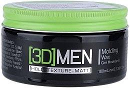 Düfte, Parfümerie und Kosmetik Modellierendes Haarwachs - Schwarzkopf Professional 3D Mension Molding Wax
