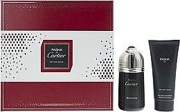 Cartier Pasha de Cartier Edition Noire - Duftset (Eau de Toilette 100ml + Duschgel 100ml) — Bild N1