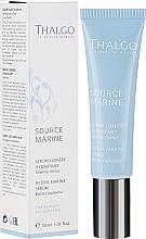 Düfte, Parfümerie und Kosmetik Nährendes Gesichtsserum mit Meeresquellwasser - Thalgo Hydra-Marine Serum