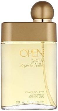 Roger & Gallet Open Gold - Eau de Toilette  — Bild N2