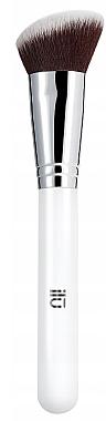 Rougepinsel - Ilu 301 Angled Blush Kabuki Brush — Bild N1