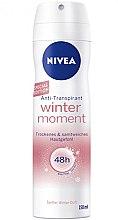 Düfte, Parfümerie und Kosmetik Deospray Antitranspirant - Nivea Women Deospray Winter Moiments