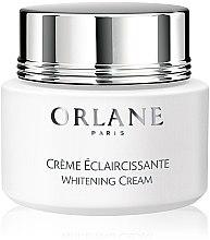 Düfte, Parfümerie und Kosmetik Aufhellende Gesichtscreme - Orlane Whitening Cream