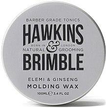 Düfte, Parfümerie und Kosmetik Haarwachs - Hawkins & Brimble Elemi & Ginseng Molding Wax
