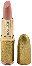 Lippenstift - Makeup Revolution Life on the Dance Floor VIP Lipstick — Bild N1