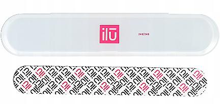Nagelfeile mit Etui - Ilu Nail File With Case Medium 240/240 — Bild N1