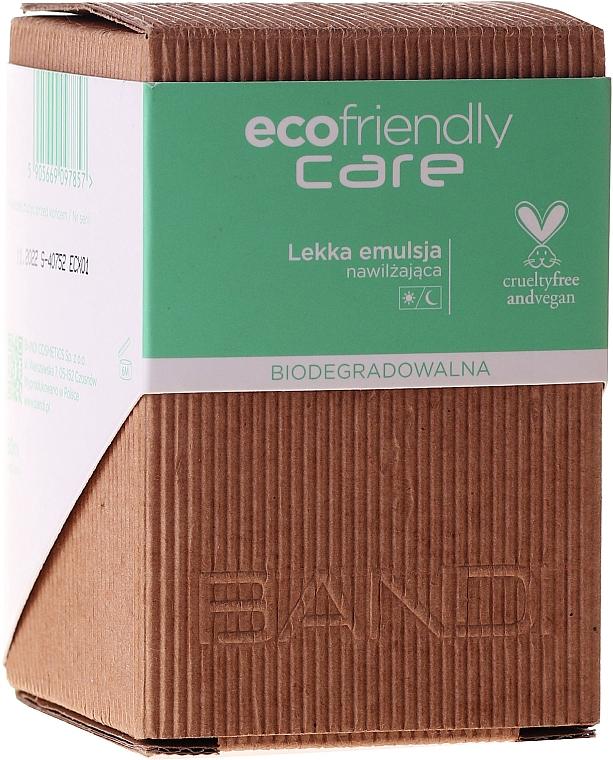 Leichte feuchtigkeitsspendende Gesichtsemulsion für Tag und Nacht - Bandi Professional EcoFriendly Care Light Moisturising Emulsion — Bild N1