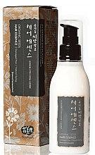 Düfte, Parfümerie und Kosmetik Pflegende Essenz für geschädigtes Haar mit Bio Samen - Whamisa Organic Seeds Hair Essence