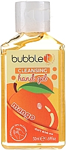 Düfte, Parfümerie und Kosmetik Antibakterielles Handgel Mango - Bubble T Cleansing Hand Gel