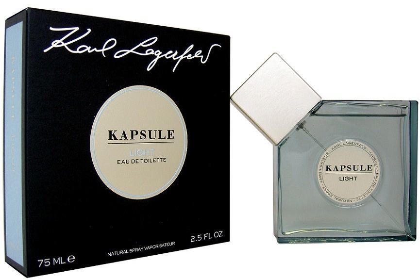 Karl Lagerfeld Kapsule Light - Eau de Toilette — Bild N1
