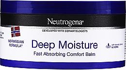 Düfte, Parfümerie und Kosmetik Feuchtigkeitsspendendes Körperbalsam - Neutrogena Formula Norweska