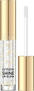 Lipgloss - Eveline Cosmetics Glow & Go Extreme Shine Lip Gloss — Bild N2