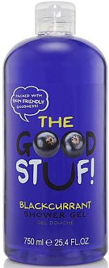 Feuchtigkeitsspendendes Duschgel mit schwarzen Johannisbeeren - The Good Stuff Black Curant Shower Gel — Bild N1