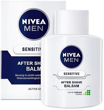 Beruhigende After Shave Lotion für empfindliche Haut - Nivea For Men Active Comfort System After Shave Lotion — Bild N1