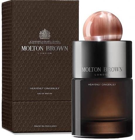 Molton Brown Heavenly Gingerlily Eau de Parfum - Eau de Parfum — Bild N1