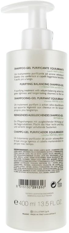 2in1 Shampoo und Duschgel für Kinder - Collistar Shampoo-Gel Purificante Equilibrante — Bild N5