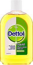 Düfte, Parfümerie und Kosmetik Antiseptisches Desinfektionsmittel mit 4,8% Chloroxylenol und Kiefernöl - Dettol Liquid Antiseptic