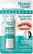 Düfte, Parfümerie und Kosmetik Lippenbalsam mit Peptiden - Fitokosmetik Beauty Visage