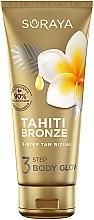 Düfte, Parfümerie und Kosmetik Aufhellende Körperlotion - Soraya Tahiti Bronze 3 Step Body Glow