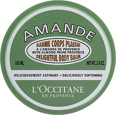 Körperbalsam - L'Occitane Almond Delightful Body Balm — Bild N1
