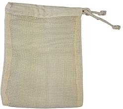 Düfte, Parfümerie und Kosmetik Wiederverwendbarer Netzbeutel mit Kordelzug 25x20 cm - Deni Carte