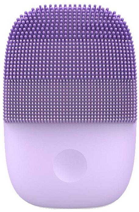 Ultraschall-Gesichtsreinigungsgerät lila - Xiaomi inFace 2 Purple — Bild N1