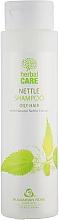 Düfte, Parfümerie und Kosmetik Shampoo für fetiges Haar mit Brennnesselextrakt - Bulgarian Rose Herbal Care Nettle Shampoo