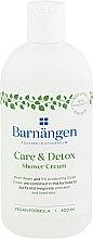Düfte, Parfümerie und Kosmetik Pflegendes und entgiftendes Duschgel für gestresste und müde Haut - Barnangen Care & Detox Shower Cream