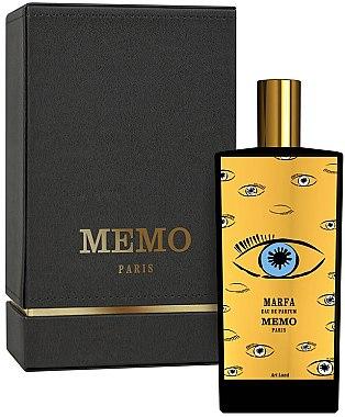 Memo Marfa - Eau de Parfum — Bild N2