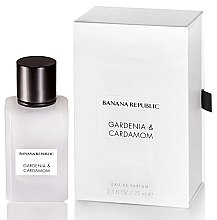 Düfte, Parfümerie und Kosmetik Banana Republic Gardenia & Cardamom - Eau de Parfum