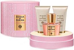 Düfte, Parfümerie und Kosmetik Acqua di Parma Rosa Nobile - Duftset (Eau de Parfum 50ml + Duschgel 50ml + Körpercreme 50ml)