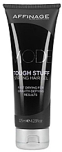 Düfte, Parfümerie und Kosmetik Haarstylinggel starker Halt - Affinage Salon Professional Mode Tough Stuff Strong Hair Gel