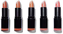 Set Lippenstifte 5 St. - Revolution Pro 5 Lipstick Collection Bare — Bild N2
