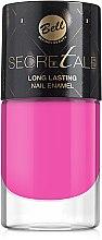 Düfte, Parfümerie und Kosmetik Nagellack - Bell Secretale Long Lasting Nail Enamel